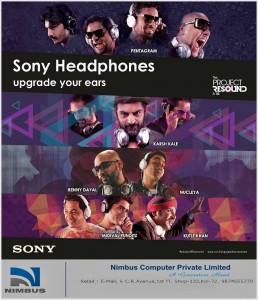 SONY Headphones - Upgrade your Ears..